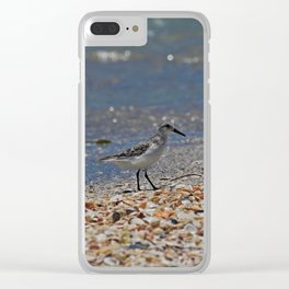 The Intellectual I Clear iPhone Case