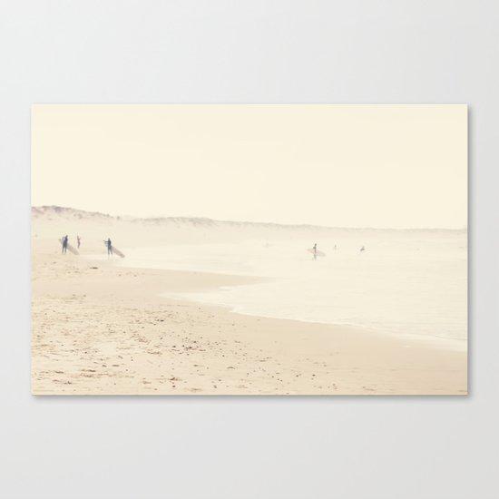 surfing life III Canvas Print
