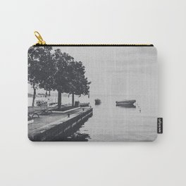 Boats on the lake Carry-All Pouch