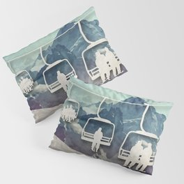 Lift Me Up Pillow Sham