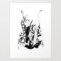 baurme Art Print