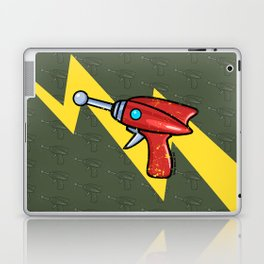 Ray Gun Laptop & iPad Skin