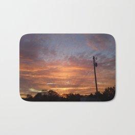 Sunset in Bell Buckle Bath Mat