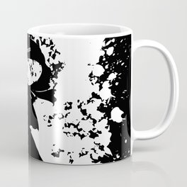 Wander Woman Splatter Coffee Mug
