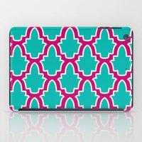 moroccan iPad Cases featuring Moroccan by Farah Saheb