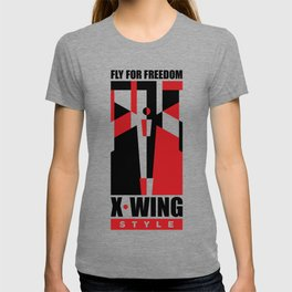 X-Wing style T-shirt