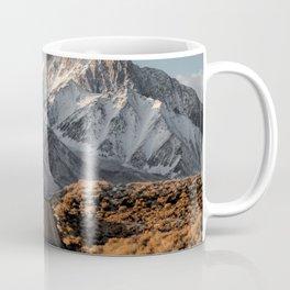 Sierra Nevada, USA | winter landscape photo Edit Coffee Mug