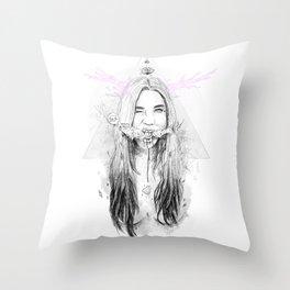 Fischkopf / Fish head Throw Pillow