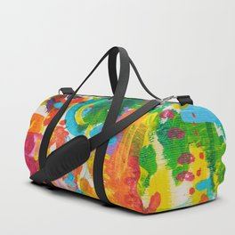 My Colour Wheel Exploded Duffle Bag