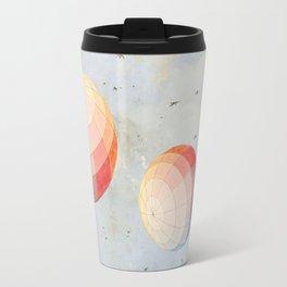 I found you falling from the sky Travel Mug