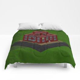 Let's Go To School Comforters