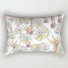 Palmeiras Rectangular Pillow