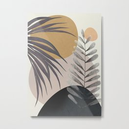 Elegant Shapes 15 Metal Print
