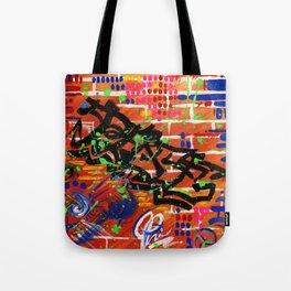"""PEACE"" Tote Bag"