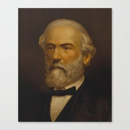 Robert E. Lee Canvas Print