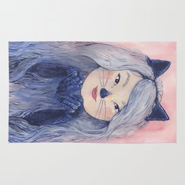 BaeBae Kitty Rug