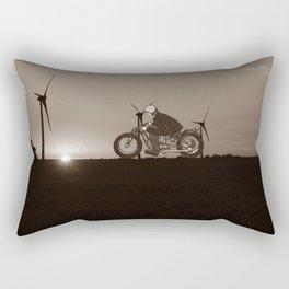 """The """"DEICH"""" RIDER Rectangular Pillow"""