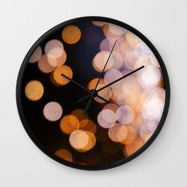 spirit of summer Wall Clock
