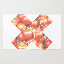 X Tomate Rug