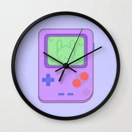 Cute console Wall Clock
