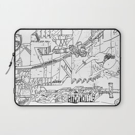 City Of Thieves Laptop Sleeve