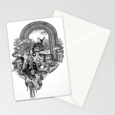 Psilocybe Stationery Cards