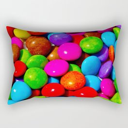A Zero calorie Image Rectangular Pillow