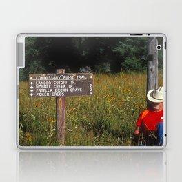 Wyoming Time Out Laptop & iPad Skin