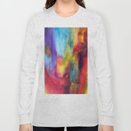 Colorful Sight Long Sleeve T-shirt