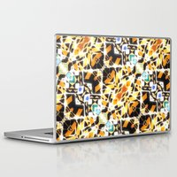 barcelona Laptop & iPad Skins featuring Barcelona by kociara