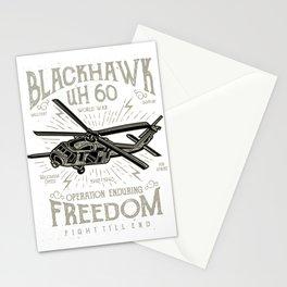 Blackhawk UH 60 Stationery Cards