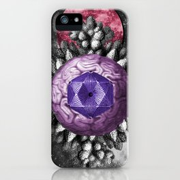 sire nebula of the east, the lobo war XIV iPhone Case