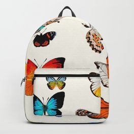 Butterfly Collection (Vibrant) Backpack