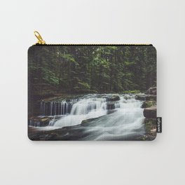 Szklarka creek - Landscape and Nature Photography Carry-All Pouch