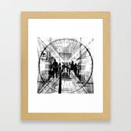 View Framed Art Print
