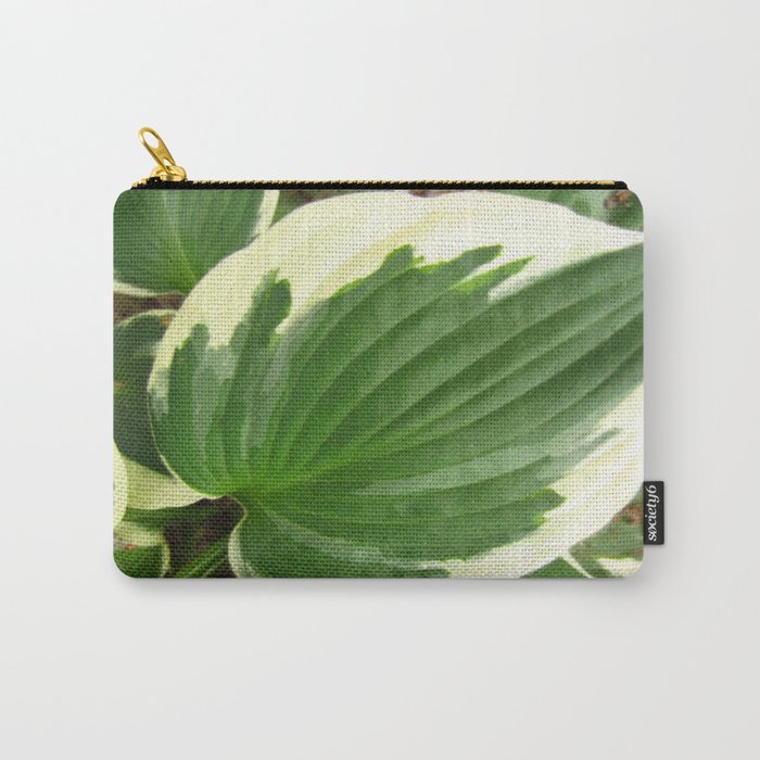 Hosta Carry-All Pouch