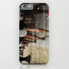 ...I swear we were infinite - The Perks of Being a Wallflower Slim Case iPhone 6s