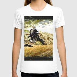 Dirt-bike Racer T-shirt