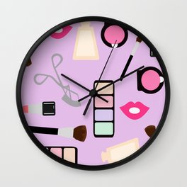 What's Your Pallet? Wall Clock