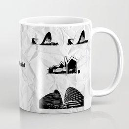 Zaha Hadid Coffee Mug