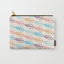 Pastel Marine Pattern 16 Carry-All Pouch