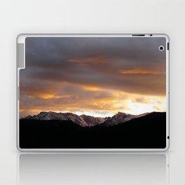 Sunset on Trail Ridge 3 Laptop & iPad Skin