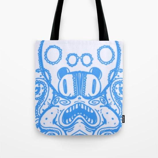 Fat Squid Tote Bag