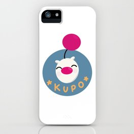 Kupo iPhone Case