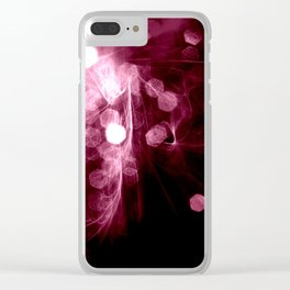 Starstruck Clear iPhone Case