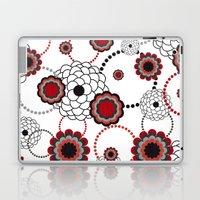 Flowers For My Sweetheart. Laptop & iPad Skin