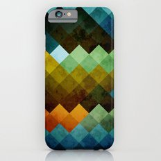 Abstract Cubes BYG Slim Case iPhone 6s