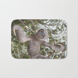 Sloth, A Real Tree Hugger Bath Mat