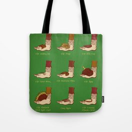 Shire Styles Tote Bag