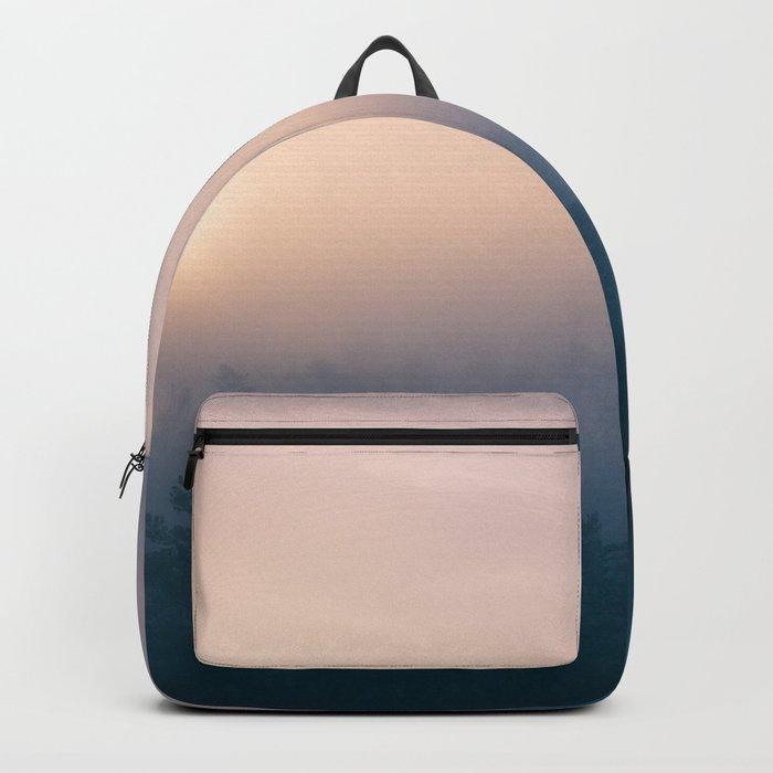 Sunrise in Heaven Backpack
